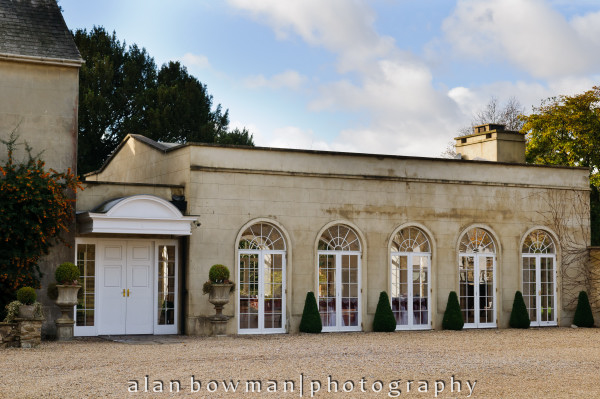 Northbrook park wedding image