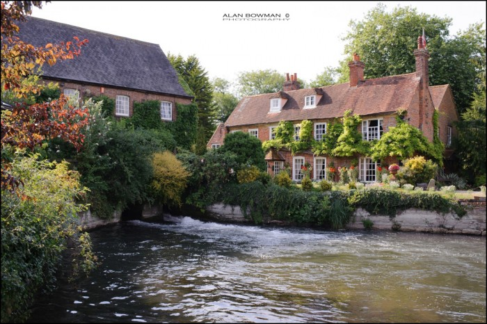 Wedding photography at the Old mill aldermaston