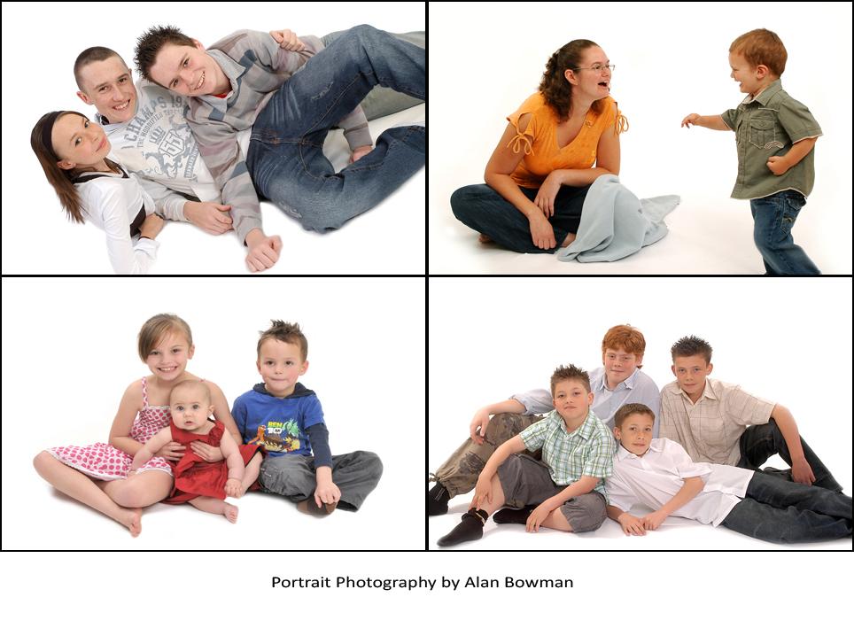 Family portrait images